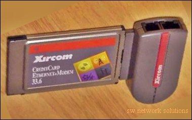 Xircom Pcmcia Ethernet - 3