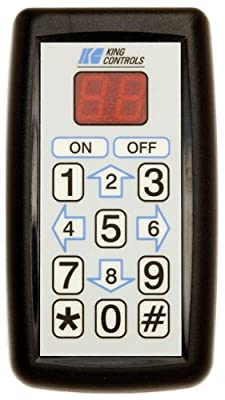 King Controls 1844 King-Dome Installation & Diagnostic Tool by King Controls