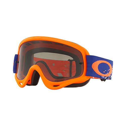 Oakley Unisex-Adult Goggles Orange Medium