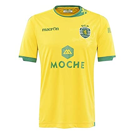 Sporting Clube de Portugal Macron maglia gara away shirt jersey camiseta 14/15