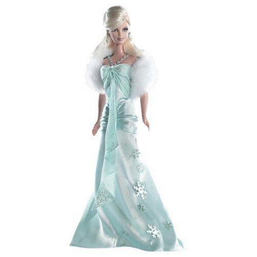 Barbie I Dream Of Winter Puppe von Mattel