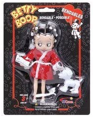 Betty Boop//Mornings With Pudgy 5 Bendable by NJ Croce Company