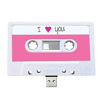 USB Mixtape, Retro, Quirky Regalo, Fresco, Lindo, Amor ...