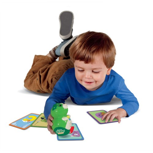 LeapFrog LeapReader Junior Interactive Letter Factory Flash Cards (works with Tag Junior) by LeapFrog (Image #4)