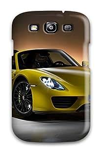 Shilo Cray Joseph's Shop 2530881K54154303 Protective Case For Galaxy S3(porsche 918 Spyder 5)