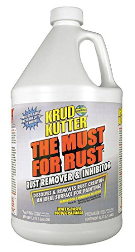 Krud Kutter Rust Remover and Inhibitor, 1 gal