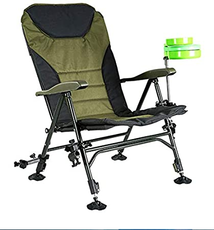 Portable Folding Chairs For Outdoors.Amazon Com Rsgk Beach Fishing Chair Portable Folding