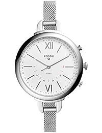 Q Women's Annette Stainless Steel Hybrid Smartwatch FTW5026