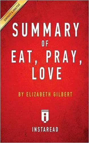 eat pray love italy summary