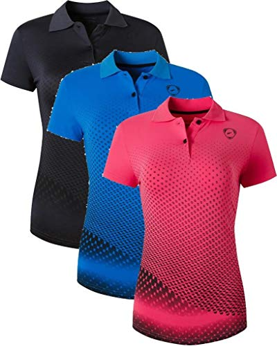 Swt251 Women Manches Swt251 Sport De Rosered Jeansian Breathable packe Blue Polo Short 3 Casual Courtes Femme Packs Tops Black T Sleeved shirt tTwqFX