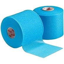 Mueller M-Wrap Pre wrap for Athletic Tape (Big Aqua, 48 Rolls)