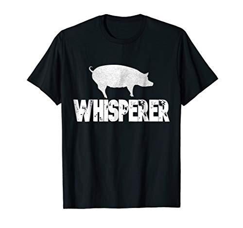 Pig Whisperer Shirt - Men Women Graphic Costume