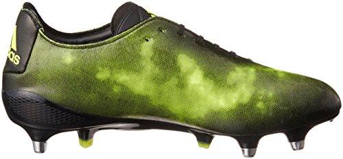 adidas Crazyquick Malice SG - Botas de fútbol para Hombre, Negro - (NEGBAS/NEGBAS/NEGBAS) 40