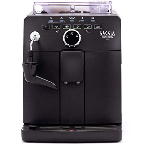 Gaggia Naviglio Milk One-Touch Cappuccino and Espresso Machine