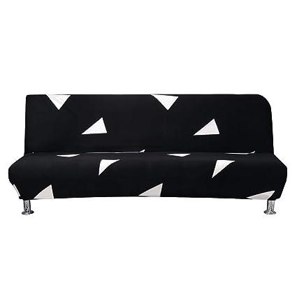 SUPERLOVE Sofá Cama Funda de sofá Grande geométrica sin ...