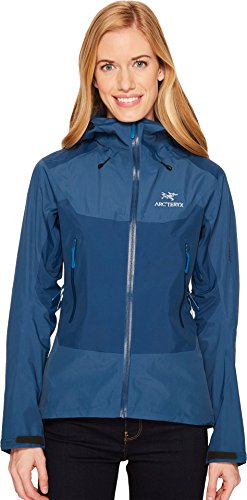 Arc'teryx Women's Beta SL Hybrid Jacket Poseidon Medium