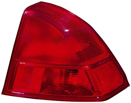 DEPO 317-1939R-AS Replacement Passenger Side Tail Light Assembly This product is an aftermarket product. It is not created or sold by the OE car company
