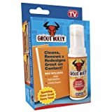 Grout Bully Grout Cleaner And Renewer Tan Boxed