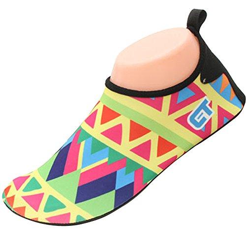 Joah Triangle Water Swim Beach mixed Boys Store Girls Colors Pool Characters Shoes Iq6wqzFxnr