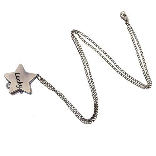 New Personality Pocket Fashion Light Pendant Small PocketQuartz Casual Watch Simple Chronograph Watch