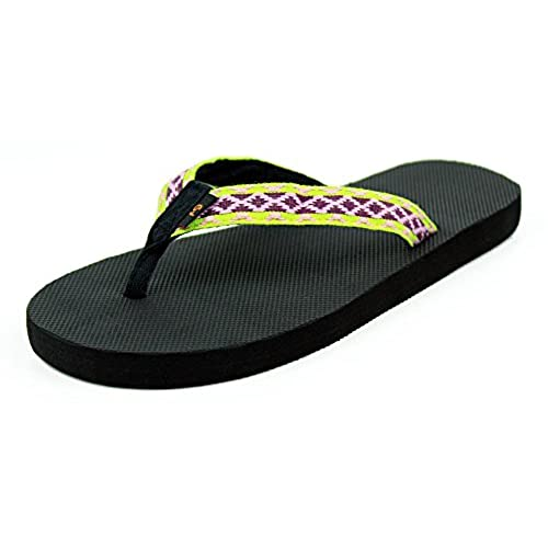 15d88aa53c56a2 85%OFF Feelgoodz Women s Softstrapz Natural Rubber Flip Flop Sandal -  Comfortable and Highly Durable