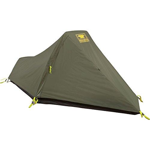 Cheap Mountainsmith Lichen Peak Tent: 1-Person 3-Season Pinon Green, One Size