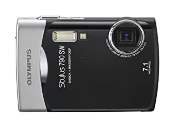 Amazon.com: Olympus Stylus 790SW 7,1 MP Resistente al agua ...