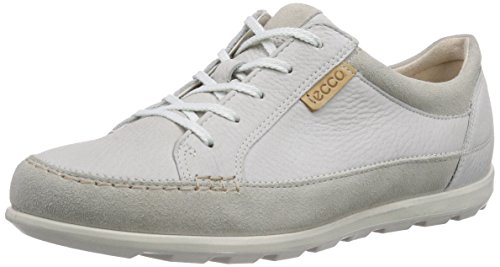 Baskets white Femme Cayla Mode quarry Blanc Ecco gravel fq5ATx