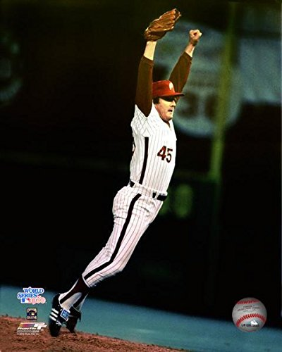 Philadelphia Tug McGraw 1980 World Series 8