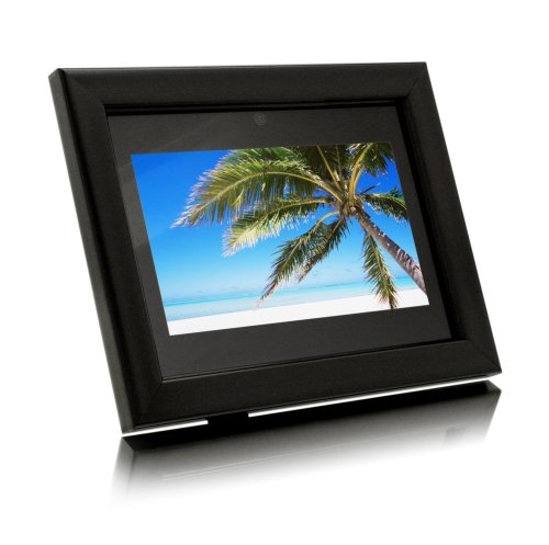 Aluratek 7-Inch Digital Photo Frame with 256MB - Rai Picture