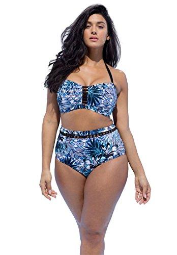bdcd0e12ee6ee Convertible Plus Size Swimwear