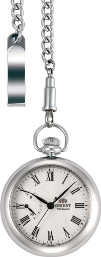 ORIENT WORLD STAGE Collection pocket watch hand winding sapphire glass WV0031DD