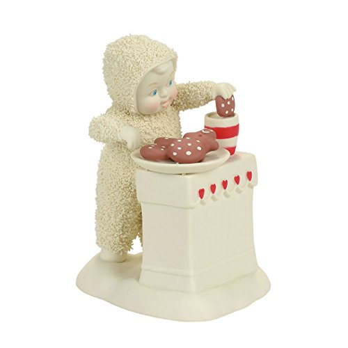 "Department 56 Snowbabies ""Better With Milk"" Porcelain Figurine, 4.25"""