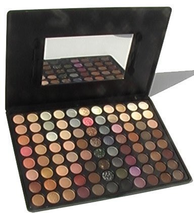 (New!!! Ml Collection Warm Neutral 88 Colour Eyeshadow Palette)
