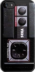 SUUER Sega Controller Custom Hard CASE for iPhone 5 5s Durable Case Cover by icecream design
