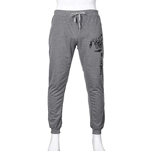 Occasionnels Automne Hop De Coton Pantalons Itisme Sport Gris Impression Hip Homme Pantalon Hiver Jogging 8ZqEtBx