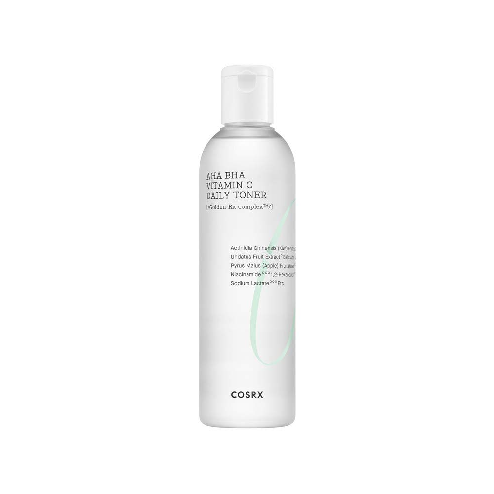 COSRX Refresh AHA BHA Vitamin C Daily Toner, 280ml / 9.46 fl.oz