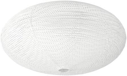 Solleftea Cm ALuminaires Blanc Ikea Plafonnier 52 Et D9WEH2IY
