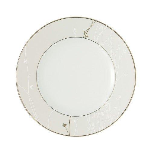 Floral Elegance Platinum Dinner Plate - Lisette Salad Plate
