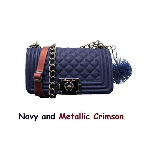 American Jewel Danielle Boy Silicone Handbag