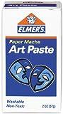 Elmer's Art Paste, Paper Maché, 2 Ounces, 3-Pack (99000)