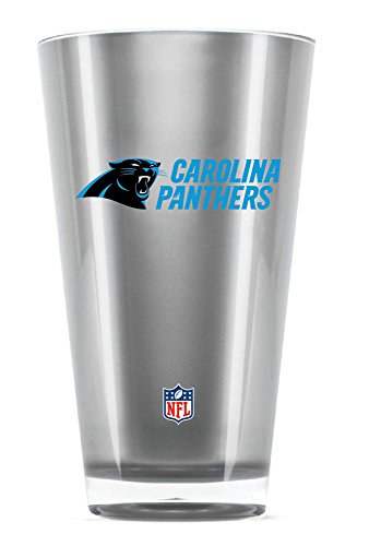 NFL Carolina Panthers 20oz Insulated Acrylic Tumbler