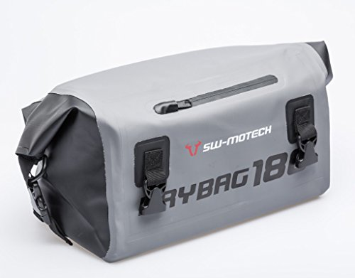 (SW-Motech Tailbag Drybag 180 Black/Grey - 18L, Waterproof)
