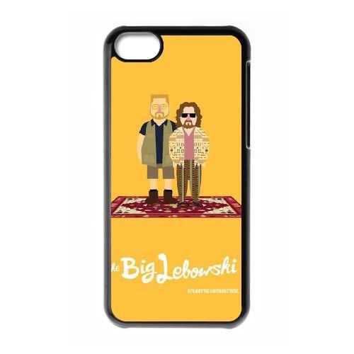 Big Lebowski Y4W38Z4SX coque iPhone 5c case coque black VV1KWF