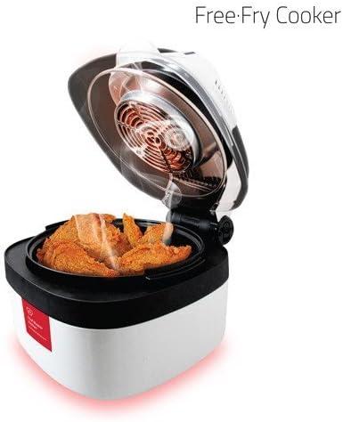 Chef Master Kitchen Fry Cooker Robot de cocina y accesorios, 6 programas de cocción, 1000 W: Amazon.es: Hogar