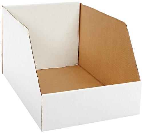 Aviditi BINJ121810 Jumbo Open Top Bin Box, 18