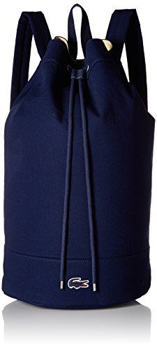 Lacoste Men's MEN'S SUMMER SAILOR BAG Accessory, -estate blue, ONE by Lacoste