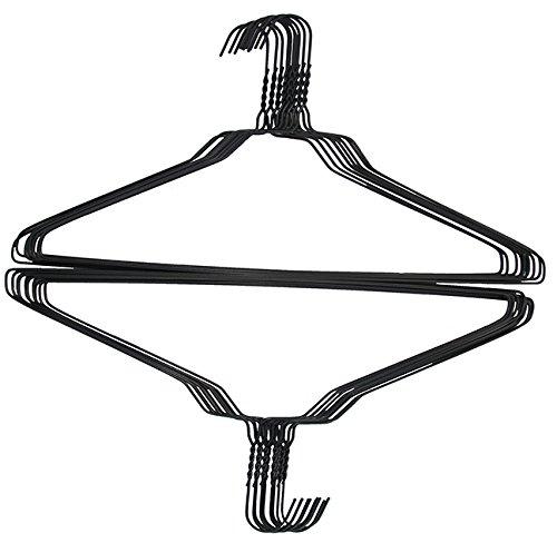 Clothes Hanger A type (White/Blue) - 9