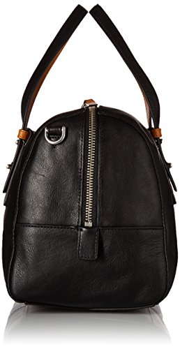 Black Bradley Satchel Leather Gallatin Vera qIxCOnw7O