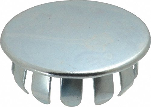 72053721 Made in USA - 3/4 Hole Size, Zinc Plated Spring Steel, Finishing Plug